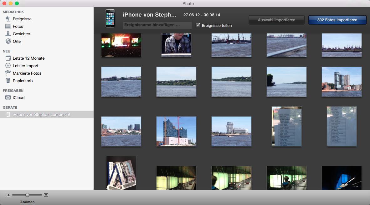 Bilder vom PC auf iPhone 8/8 Plus übertragen-2 …