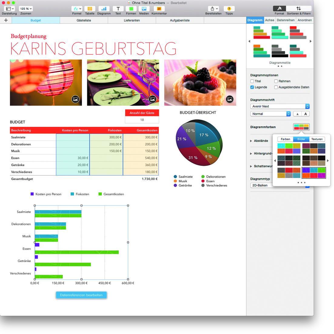 Apple iWork: Die wichtigsten Tipps und Tricks für Numbers - so ...