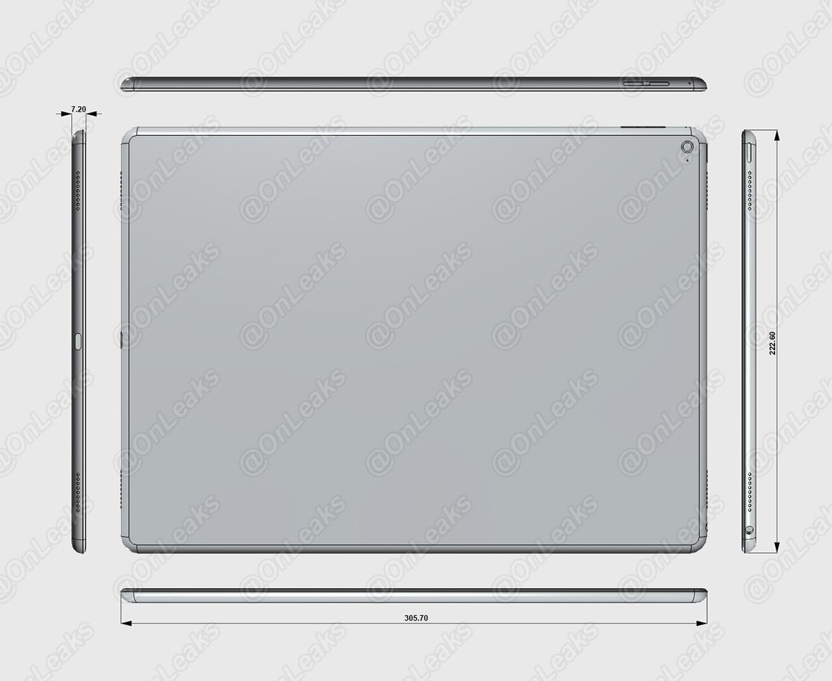 ipad pro so w rde das riesen tablet in den h nden der anwender aussehen mac life. Black Bedroom Furniture Sets. Home Design Ideas