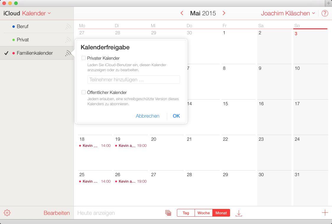 Termine leicht gemacht: Die Kalender-App auf dem iPhone