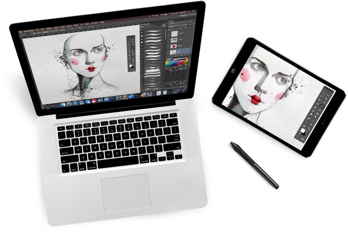 Grafiktablett gegen iPad-Lösung | Mac Life