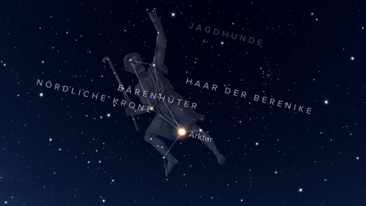 Sternenkarte App