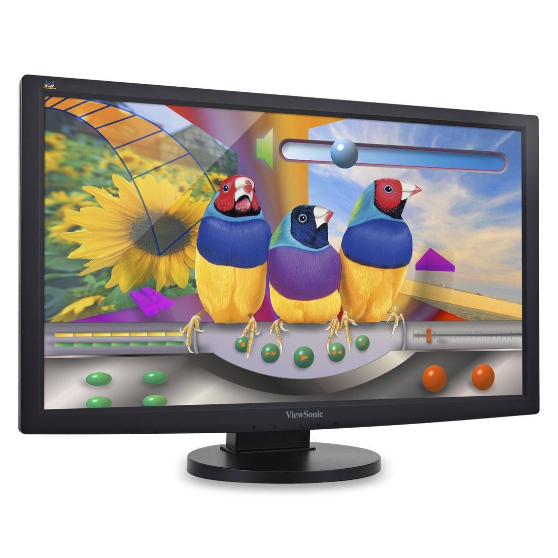 Viewsonic VG20SMH Im Test Ergonomischer LED Monitor zum fairen ...