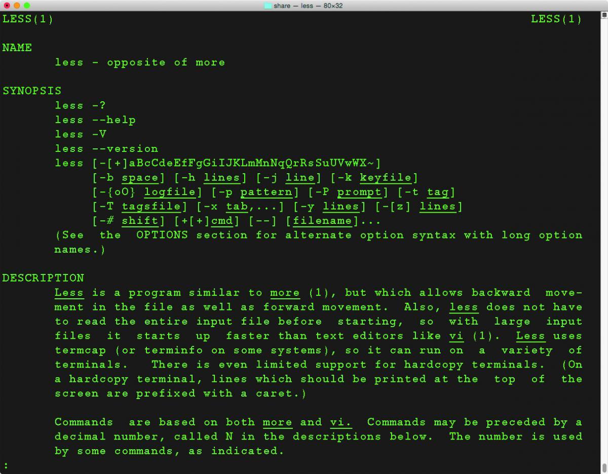 OS X Terminal: Befehle und Hilfefunktion erklärt | Mac Life