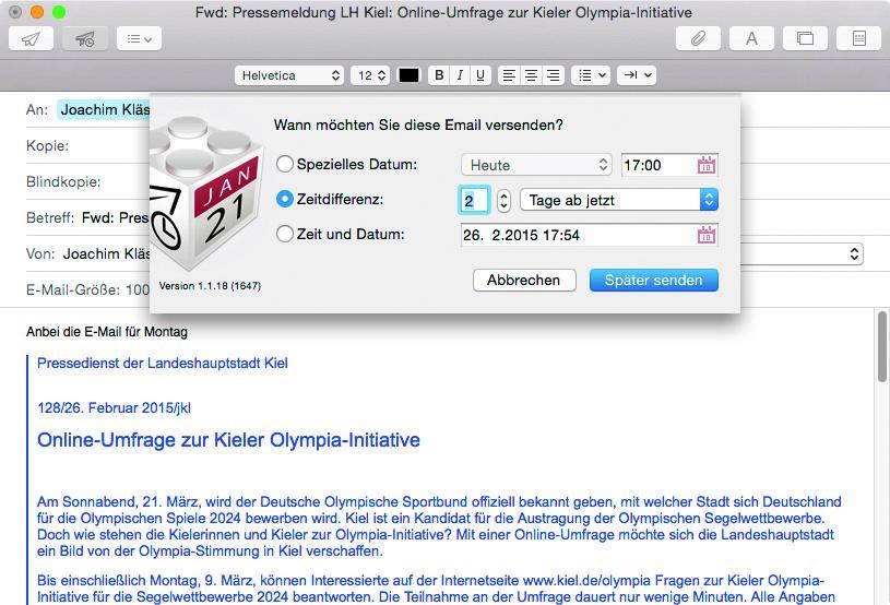 Apple Mail: Die 8 genialsten Erweiterungen für den E-Mail-Client ...