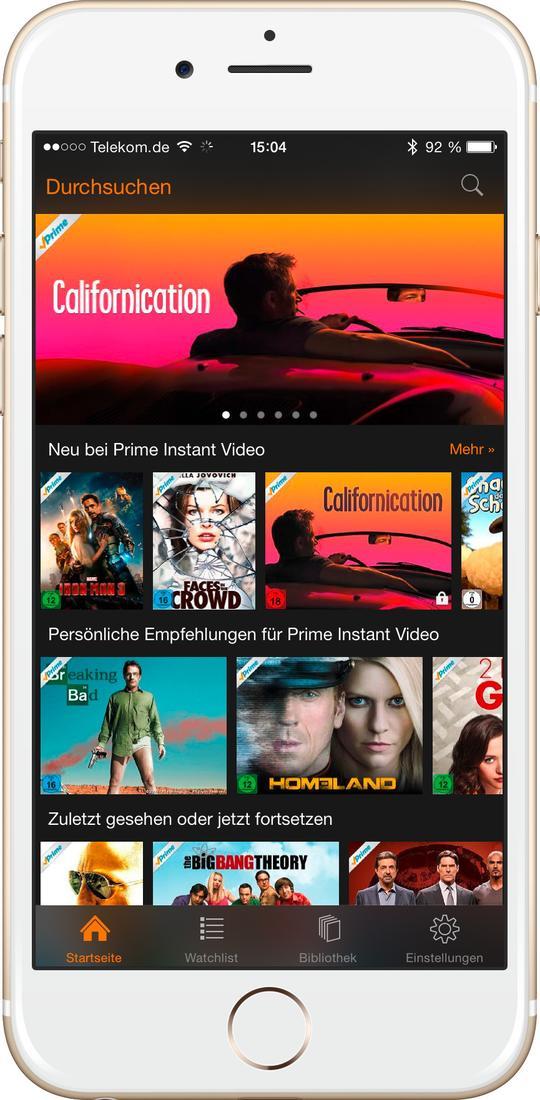Die 6 besten Film- und TV-Apps sowie -Dienste für iOS - so kommen ...
