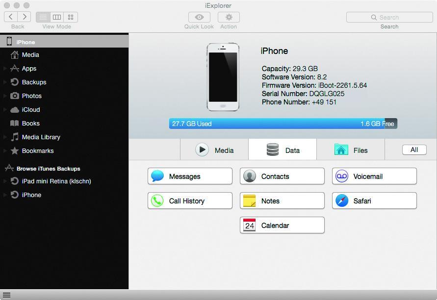 iphone remote steuern ohne jailbreak