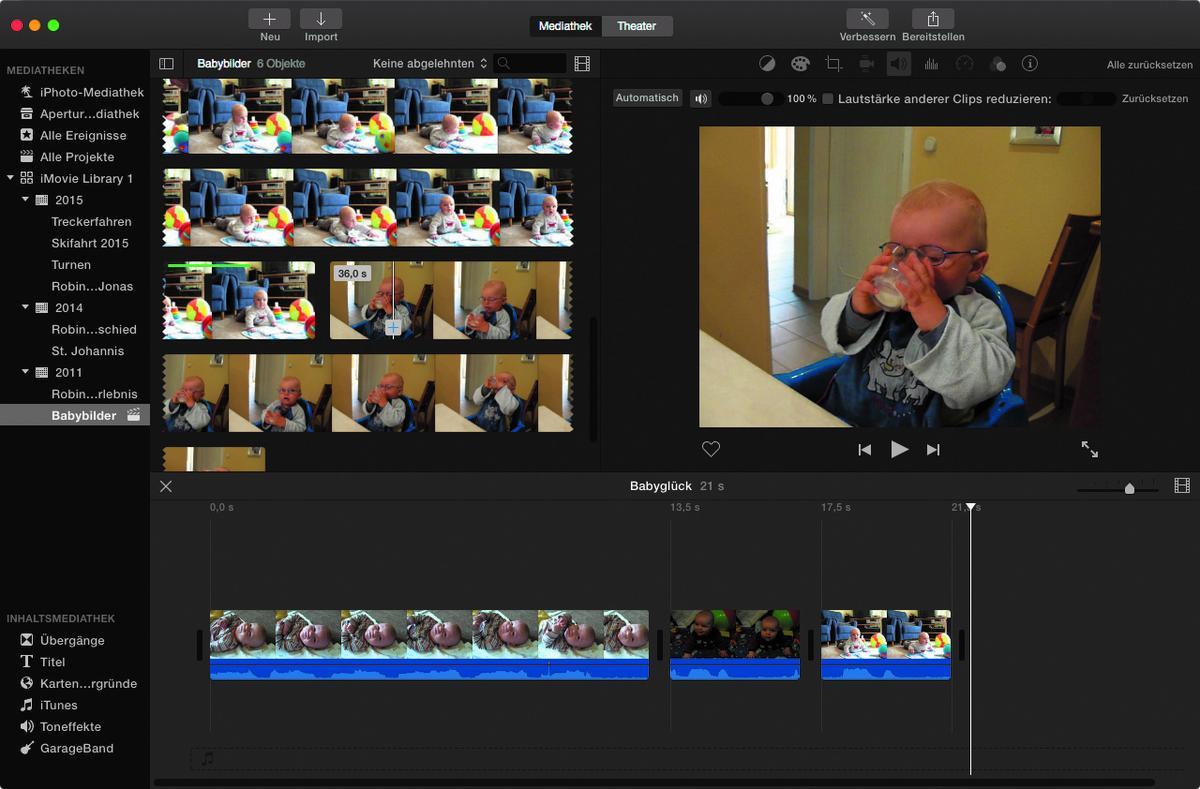 Videoschnitt in iMovie: Die 3 wichtigsten Schritte zum perfekten ...