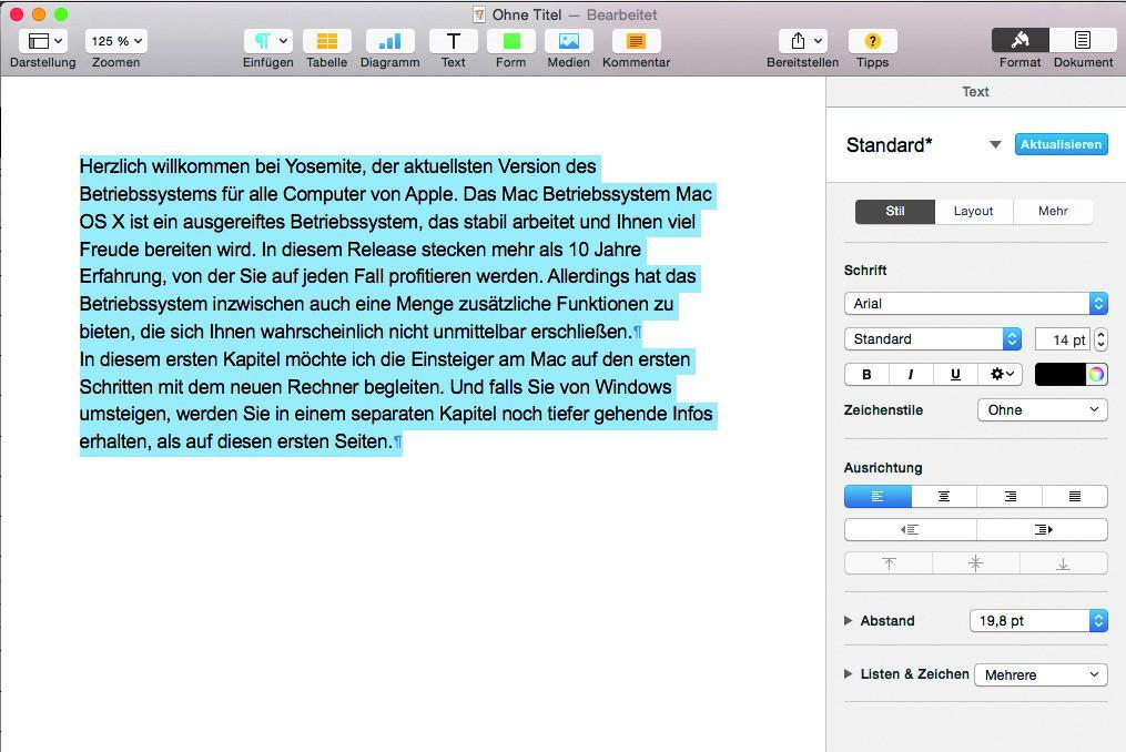 apple schreibprogramm kostenlos