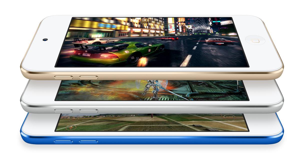 Ipod Touch Im Test Was Kann Er Und Wer Braucht Ihn Wirklich Mac Life Erapod Iphone Ipad
