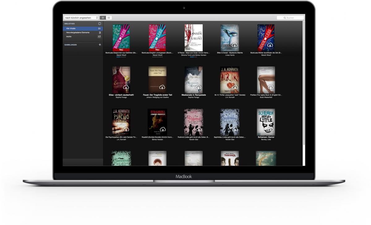 Amazon Kindle Am Mac Nutzen Die Besten Tipps Und Tricks Mac Life