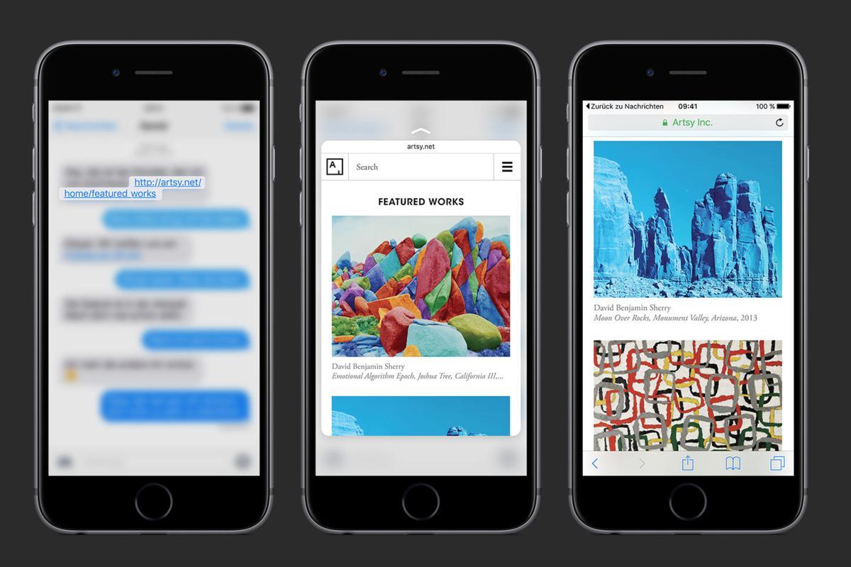 iPhone 6s: Das sind die Vorteile des 3D Touch-Display gegenüber dem ...