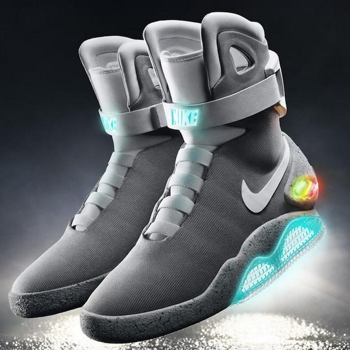 """Zurück Life in kündigt Zukunft anMac Nike die Schuhe"" De29IWEHY"