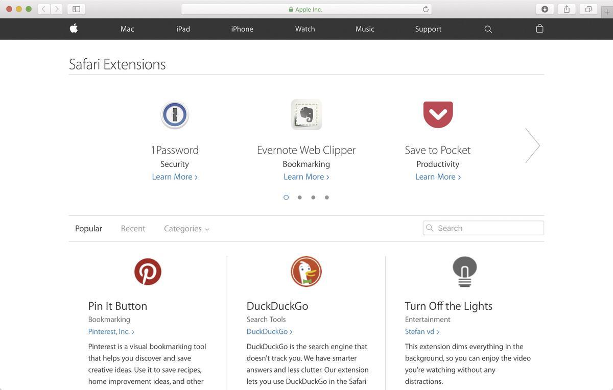 browser safari chrome und firefox f r mac im vergleich mac life. Black Bedroom Furniture Sets. Home Design Ideas