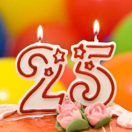 25 geburtstag my blog - Geburtstagsbilder zum 25 ...