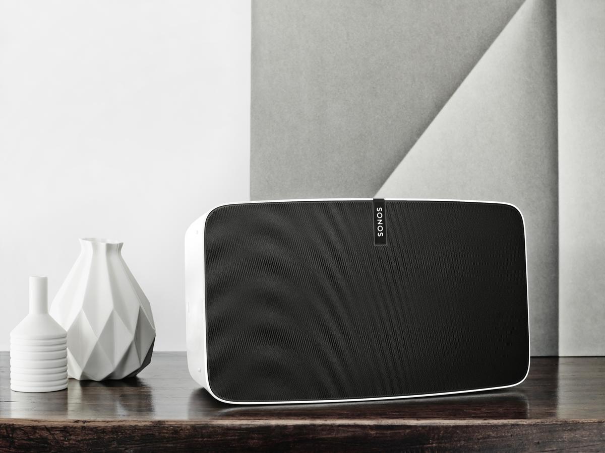 Schön Test: Sonos Play:5 2015 (2. Generation), Drahtlose  Multiroom HiFi Lautsprecher Im Praxis Test
