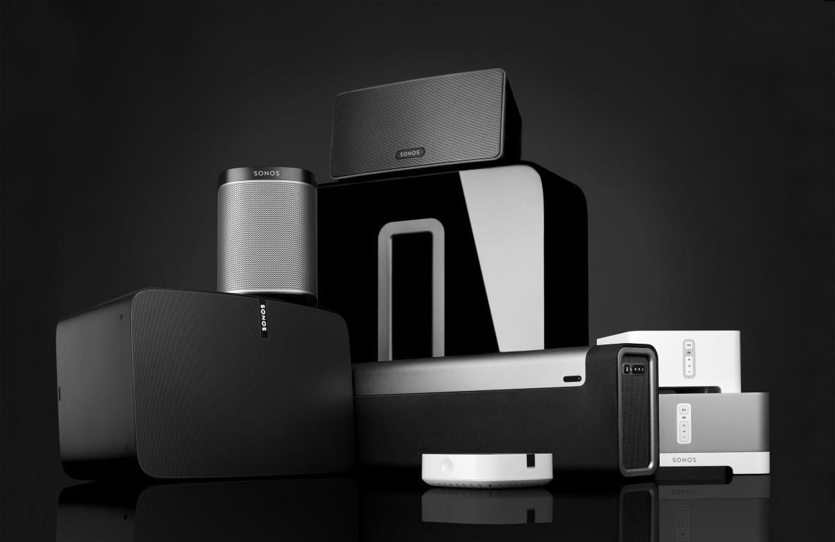 Sonos Play5 2 2015 2 Gen Im Test Multiroom Speaker Mac Life