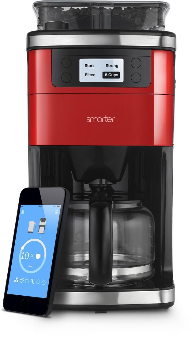 smarter coffee im test kaffeeautomat mit iphone app mac life. Black Bedroom Furniture Sets. Home Design Ideas