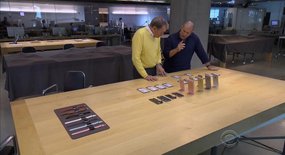 Apple campus so sieht apples design labor aus mac life for Tisch iphone design