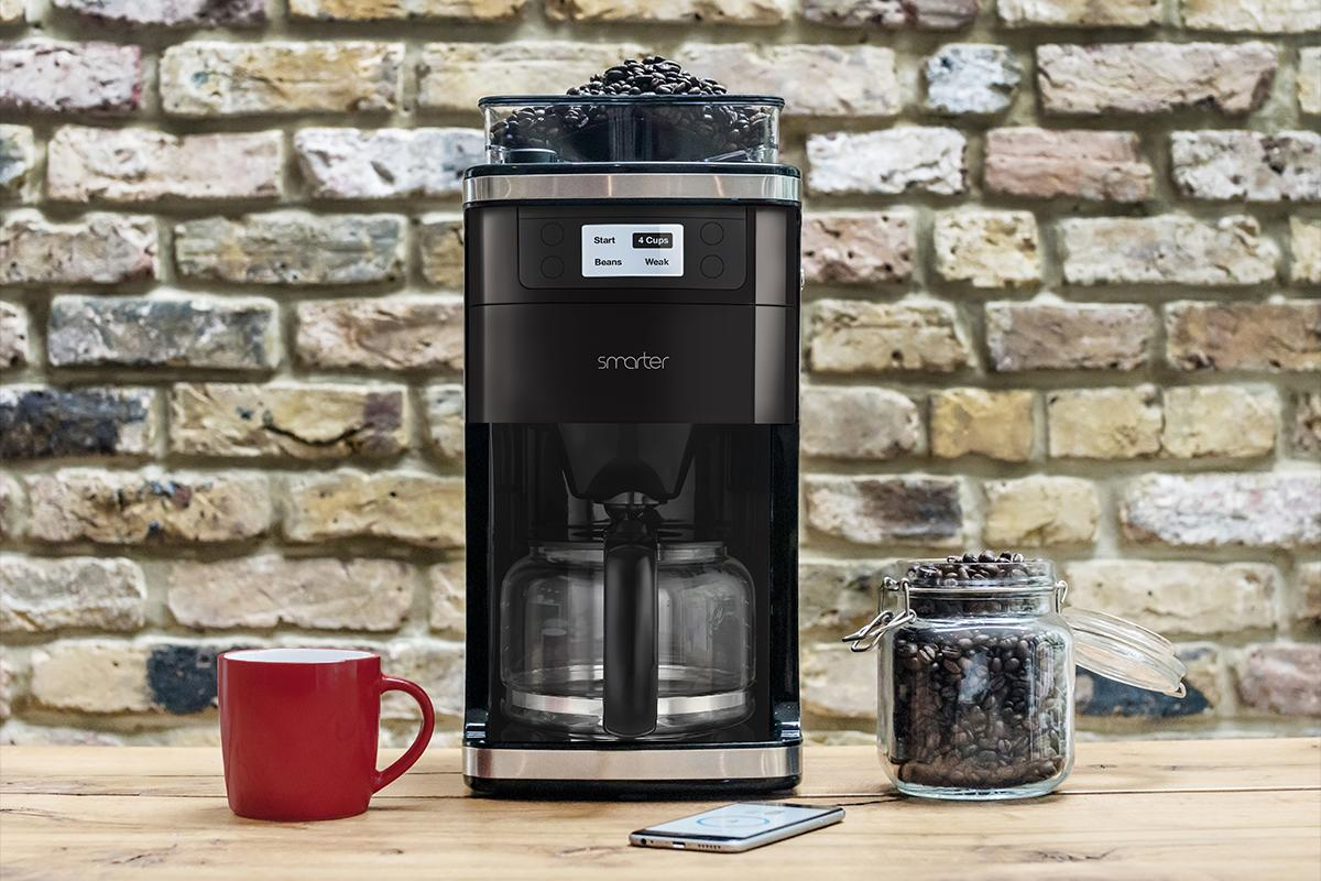 Smarter Coffee im Test: Kaffeeautomat mit iPhone-App   Mac Life