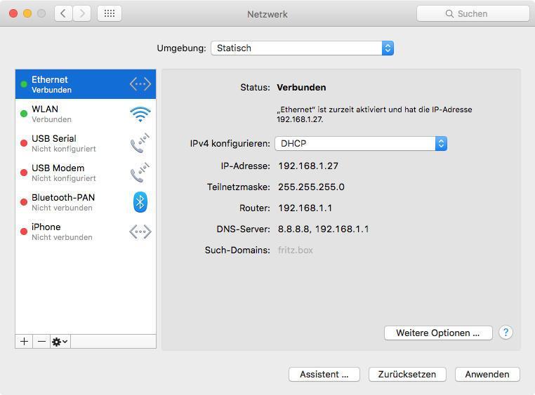 Netzwerk Einrichten Am Mac Die So GehtsAnleitung Mac Life - Minecraft server erstellen fur mac