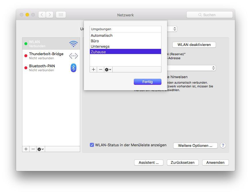 Netzwerk Einrichten Am Mac Die So Geht S Anleitung Mac Life