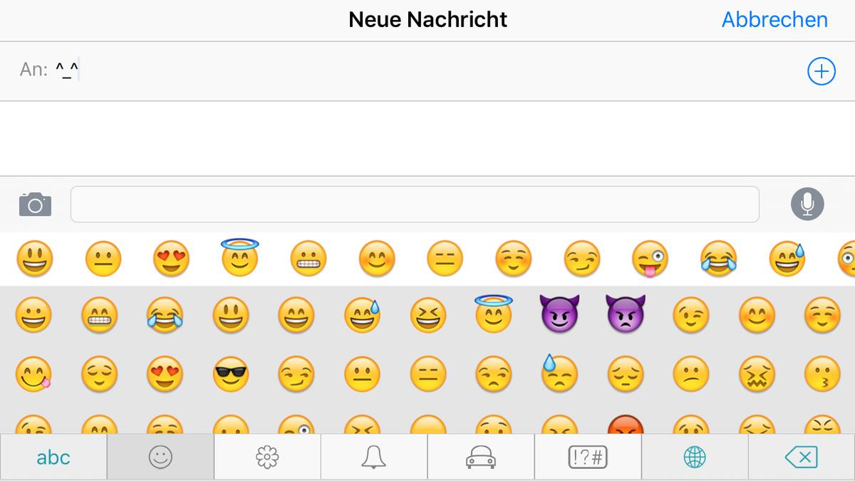 how to get emojis on mac imessage