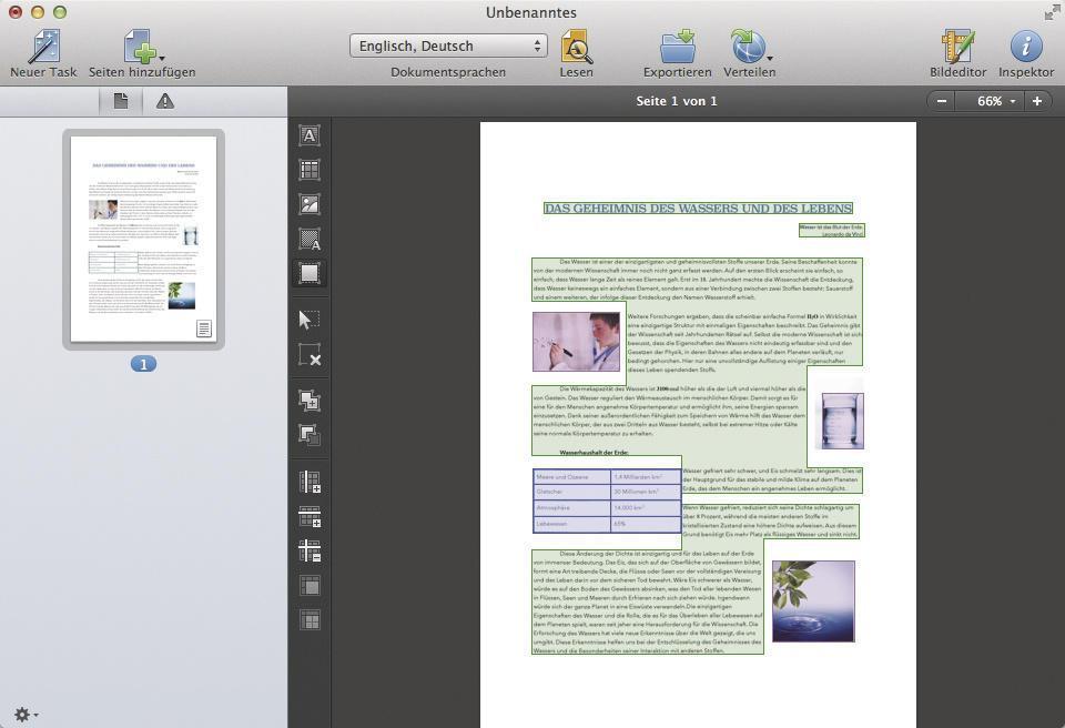 Papierloses Büro Mit Ios Und Os X Realisieren Mac Life