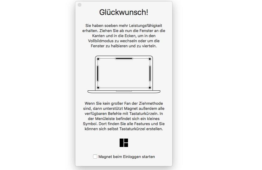 Magnet Fenstermanager Erleichtert Multitasking Am Mac Mac Life