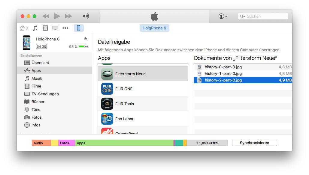 Mac und iPhone in Konversation: Datentransfer ohne Stress | Mac Life