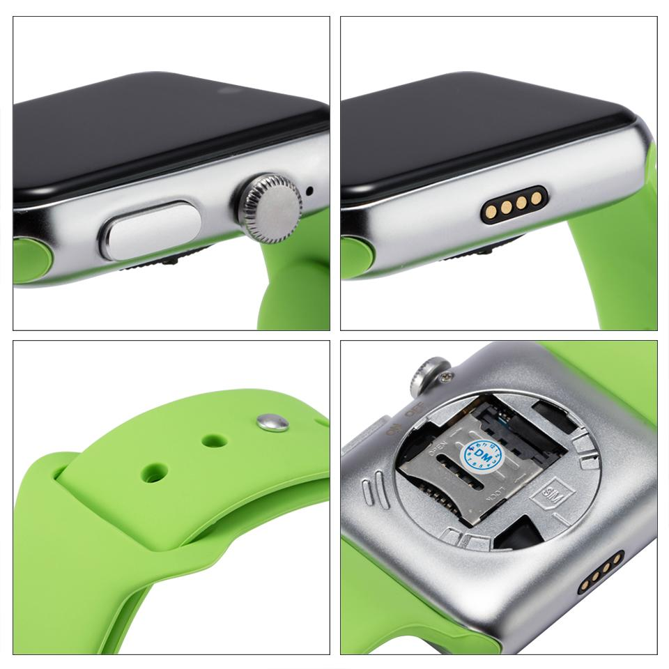 Kamera Mit Sim Karte.China Kopie Der Apple Watch Mit Kamera Und Sim Karte