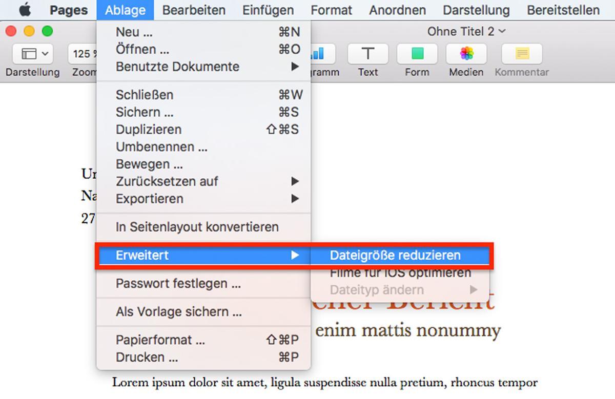 Arbeiten mit Pages   Fünf nützliche Tipps   Mac Life