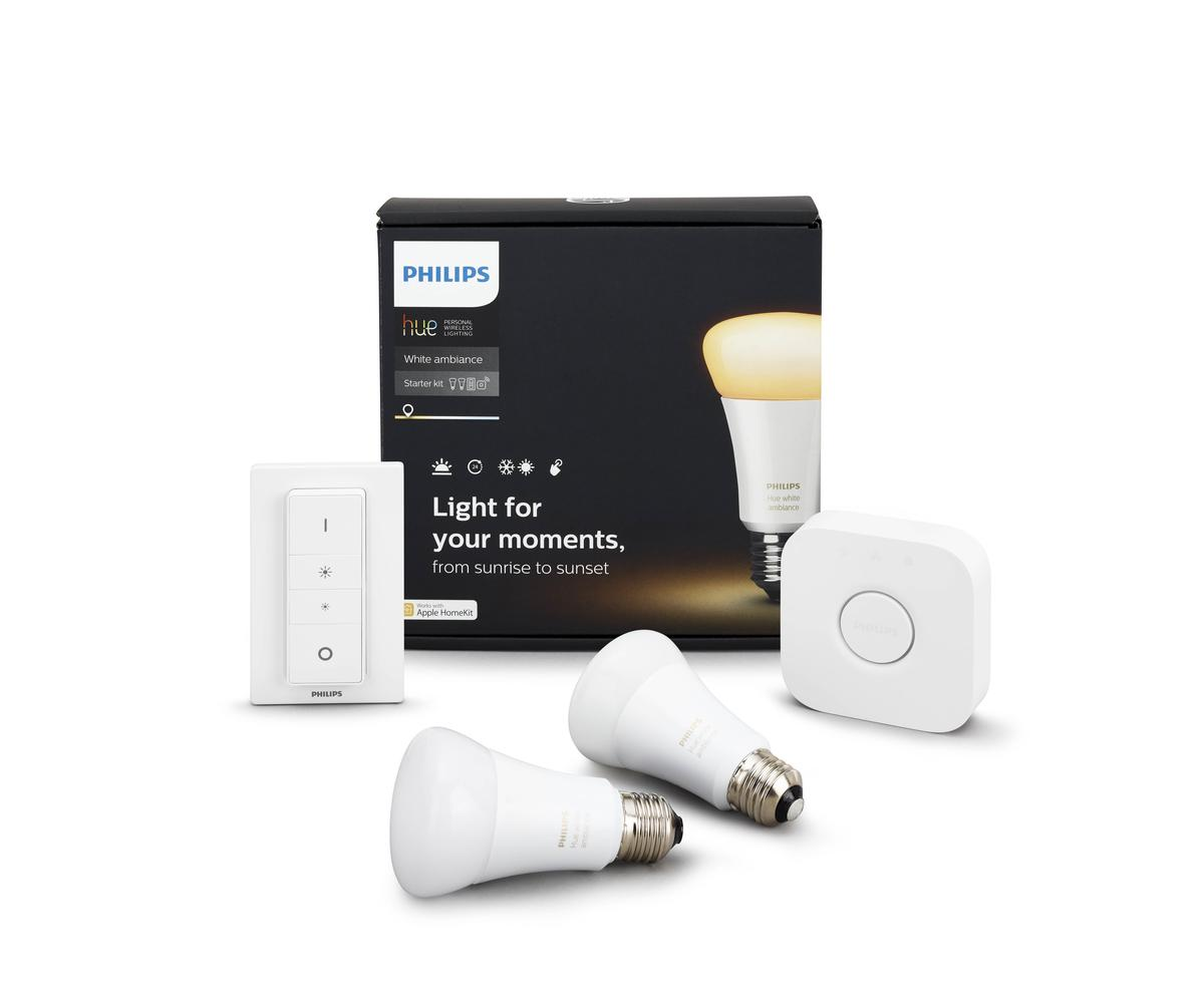 Hue Lampen Philips : Philips hue white ambiance neue lampen und neue funktionen mac life