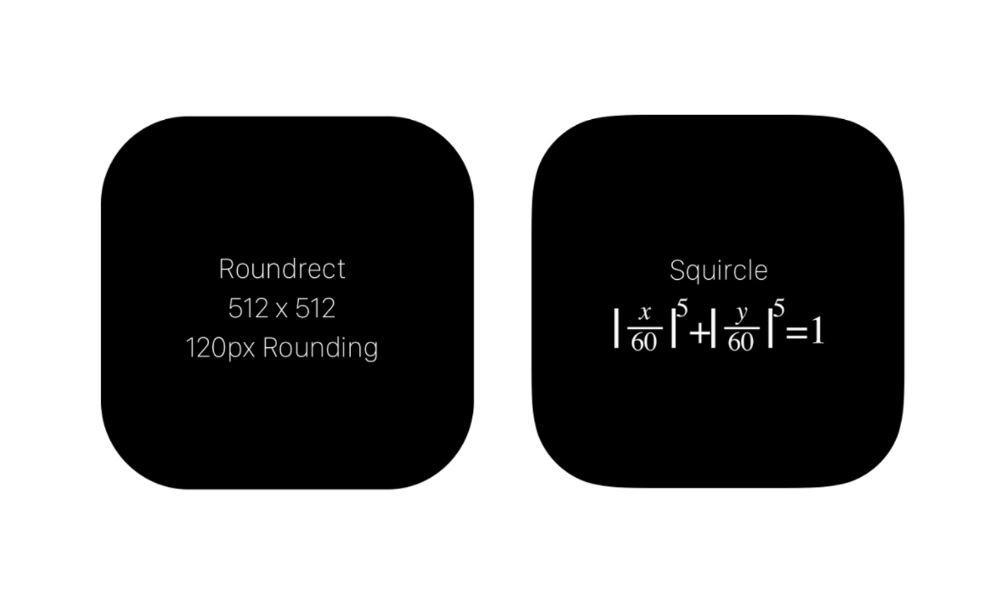 Apples iOS-App-Symbol-Vorlage größtenteils nutzlos   Mac Life