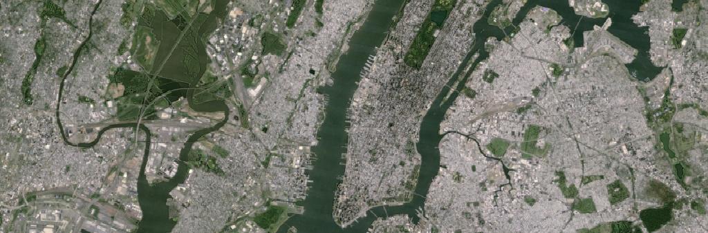 Google Maps und Earth mit besseren Satellitenbildern | Mac Life
