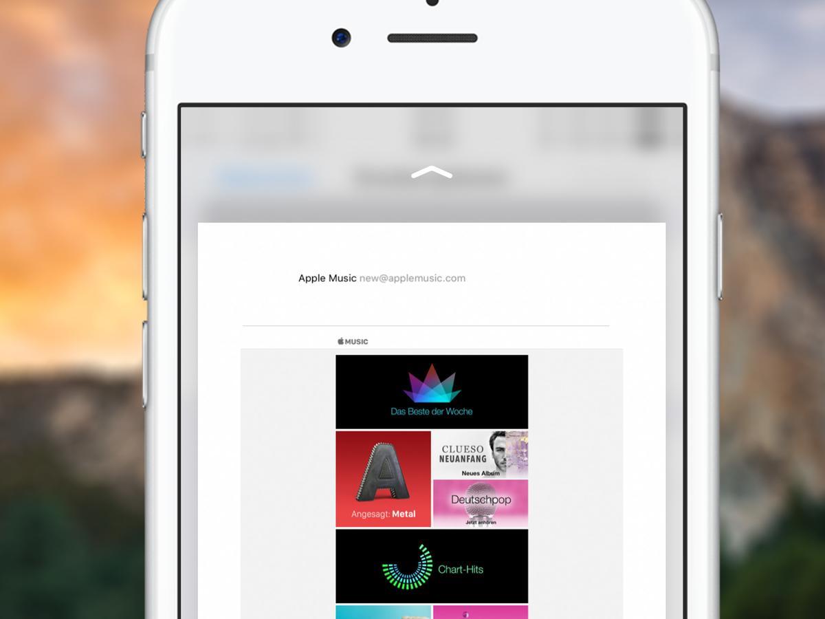 3d touch e mails am iphone als pdf speichern mac life. Black Bedroom Furniture Sets. Home Design Ideas