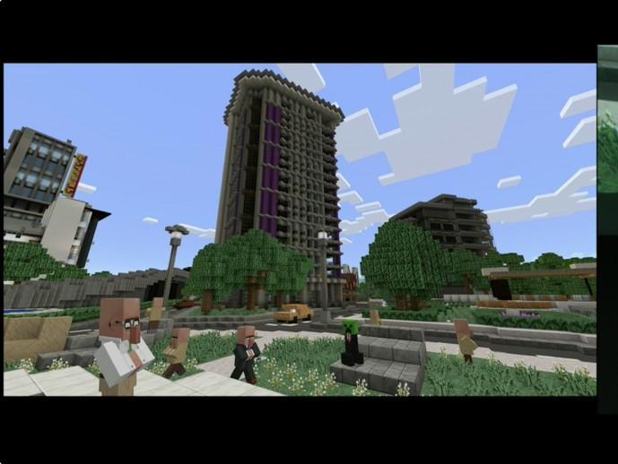 Smashhit Minecraft Auf Dem Apple TV Spielen Mac Life - Minecraft block spiele