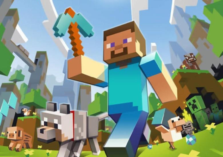 Smashhit Minecraft Auf Dem Apple TV Spielen Mac Life - Minecraft auf imac spielen