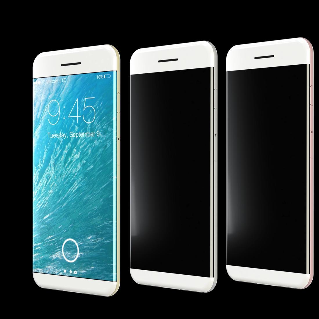 iphone 8 geh use soll aus glas und edelstahl gefertigt. Black Bedroom Furniture Sets. Home Design Ideas