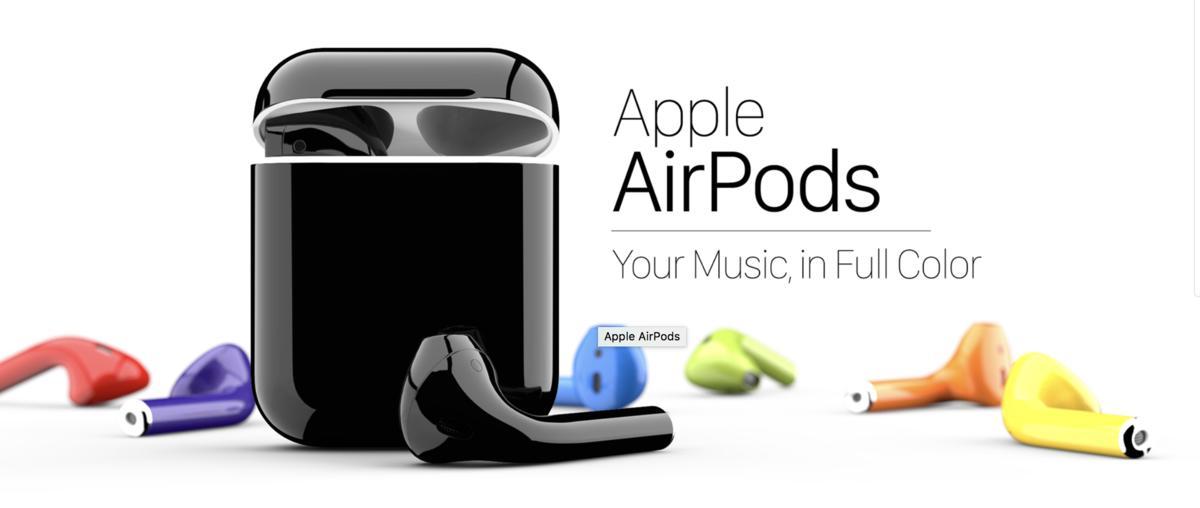 AirPods in 58 Farben verfügbar: ColorWare macht\'s möglich   Mac Life