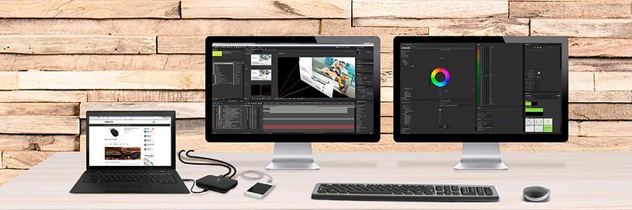 1 pc 2 monitore anschließen