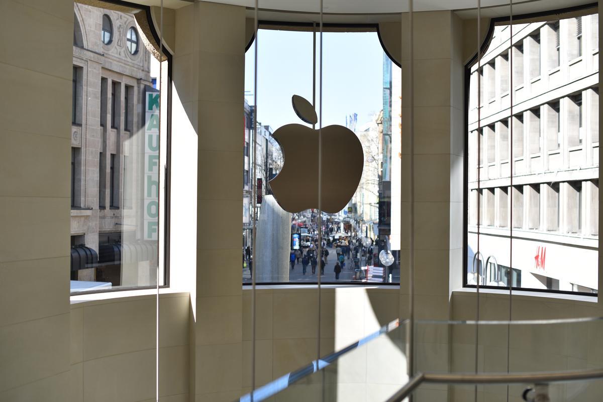 Lengeschäft Köln apple store schildergasse eröffnet fotos und eindrücke mac