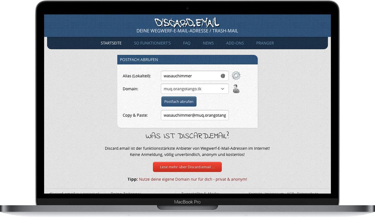 61b9a040e79dae Workshop: Schritt für Schritt erfolgreich gegen Spam am Mac | Mac Life