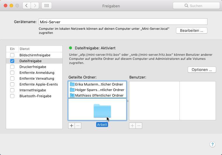 Programme unter macOS X deinstallieren