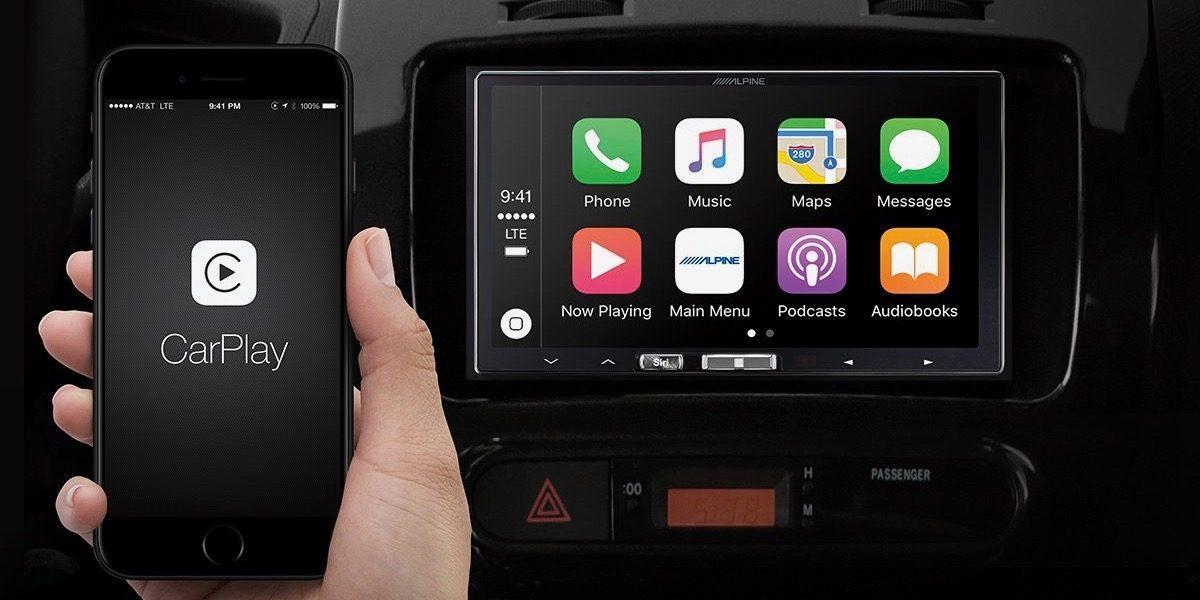 wireless carplay l sst sich jetzt in jedem auto nachr sten mac life. Black Bedroom Furniture Sets. Home Design Ideas