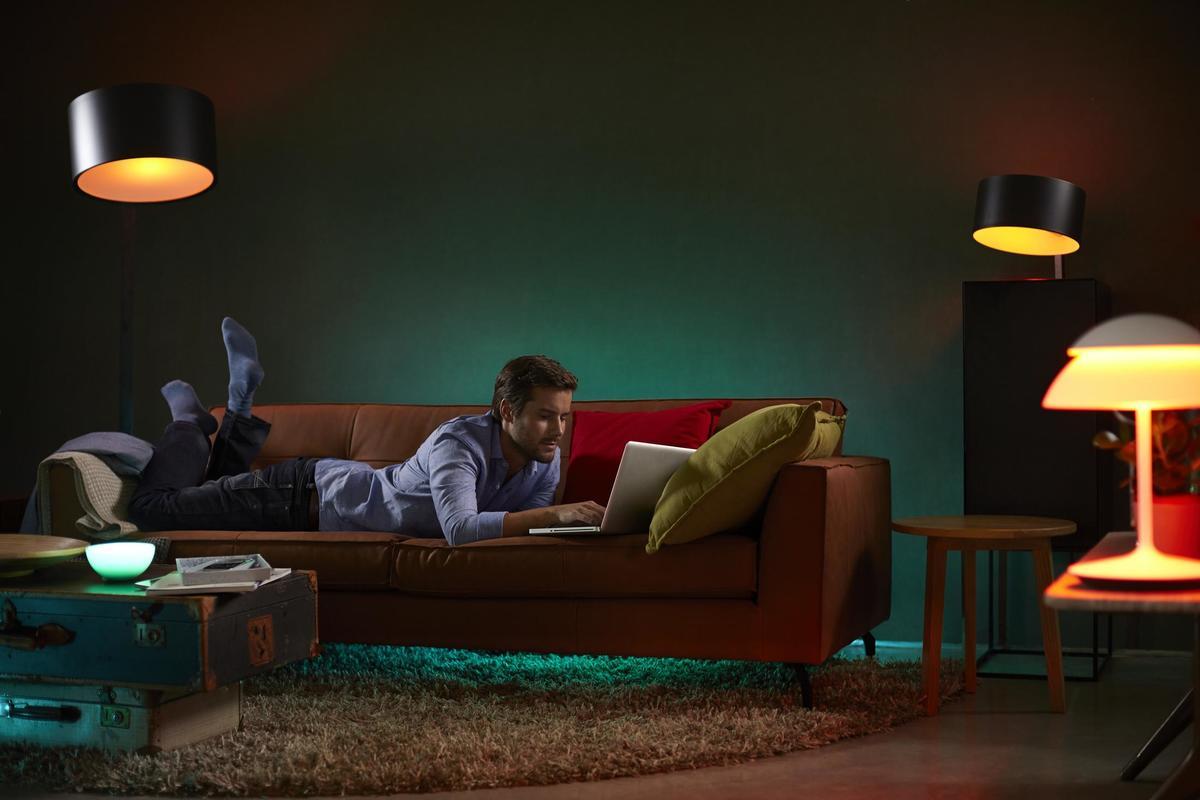 Moderne Lampen 93 : Lampen für das iphone intelligentes licht für das smarte zuhause