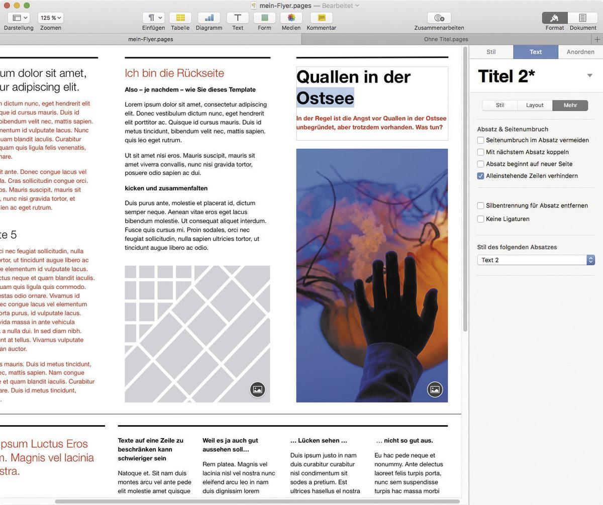 So zaubern Sie Serienbriefe mit Pages am Mac | Mac Life