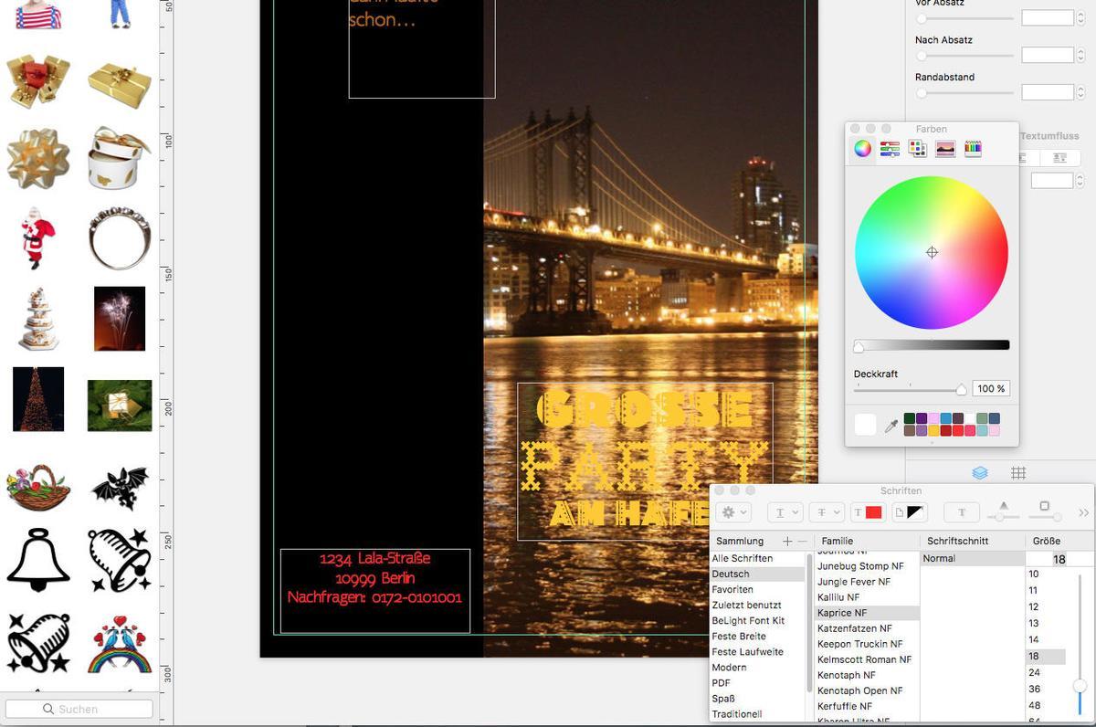 Grafikprogramme am Mac für Einsteiger: Sei dein eigener Designer ...