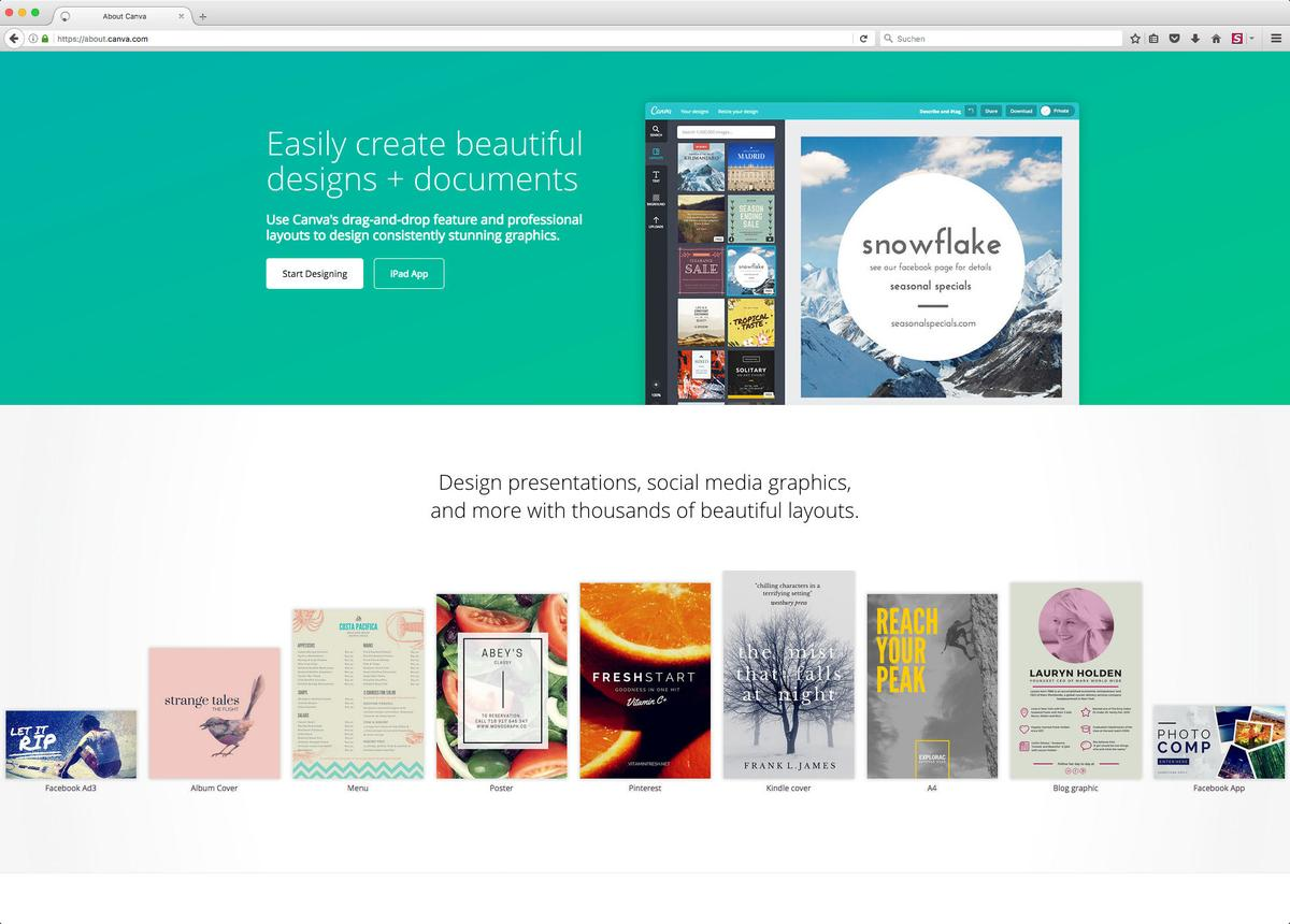 Grafikprogramme Am Mac Für Einsteiger Sei Dein Eigener