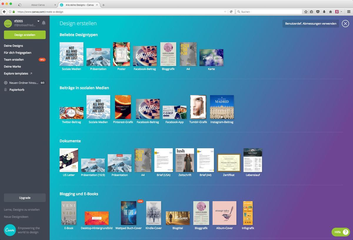 Grafikprogramme Am Mac Fur Einsteiger Sei Dein Eigener Designer